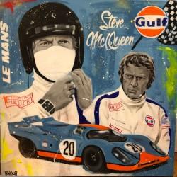 Steve MCQUEEN Guff