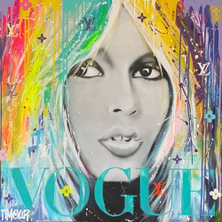 Brigitte BARDOT Pop Art LV